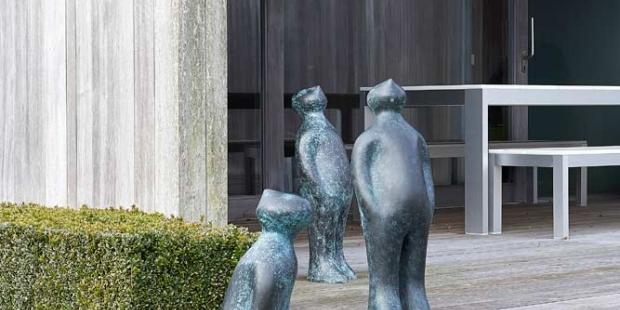Kunstobjecten - The Visitor