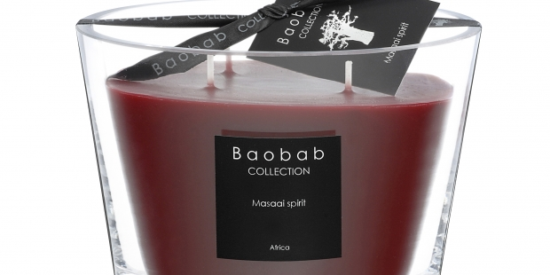 Baobab collection: Baobab kaarsen