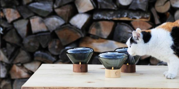 brokis muffin candleholders