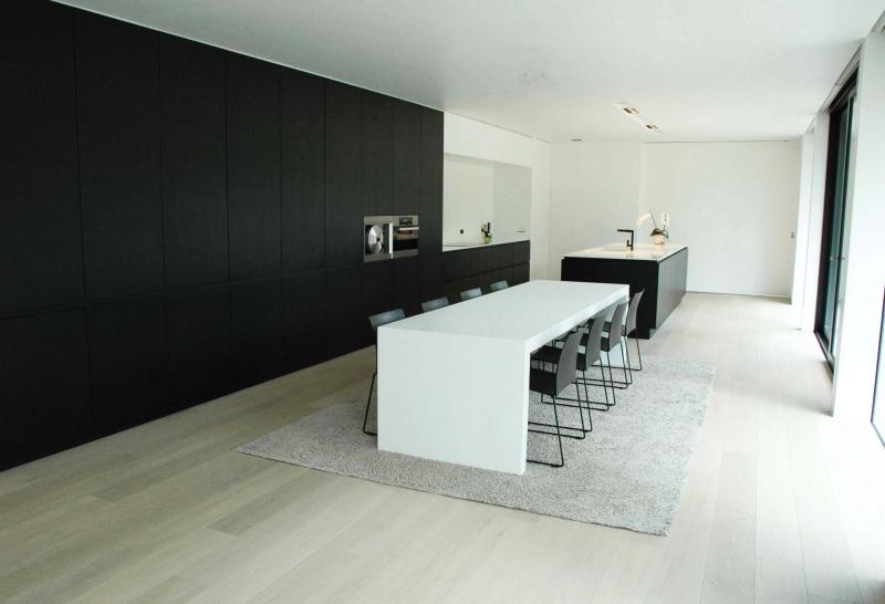 Interieur moderne villa oeselgem spherebox
